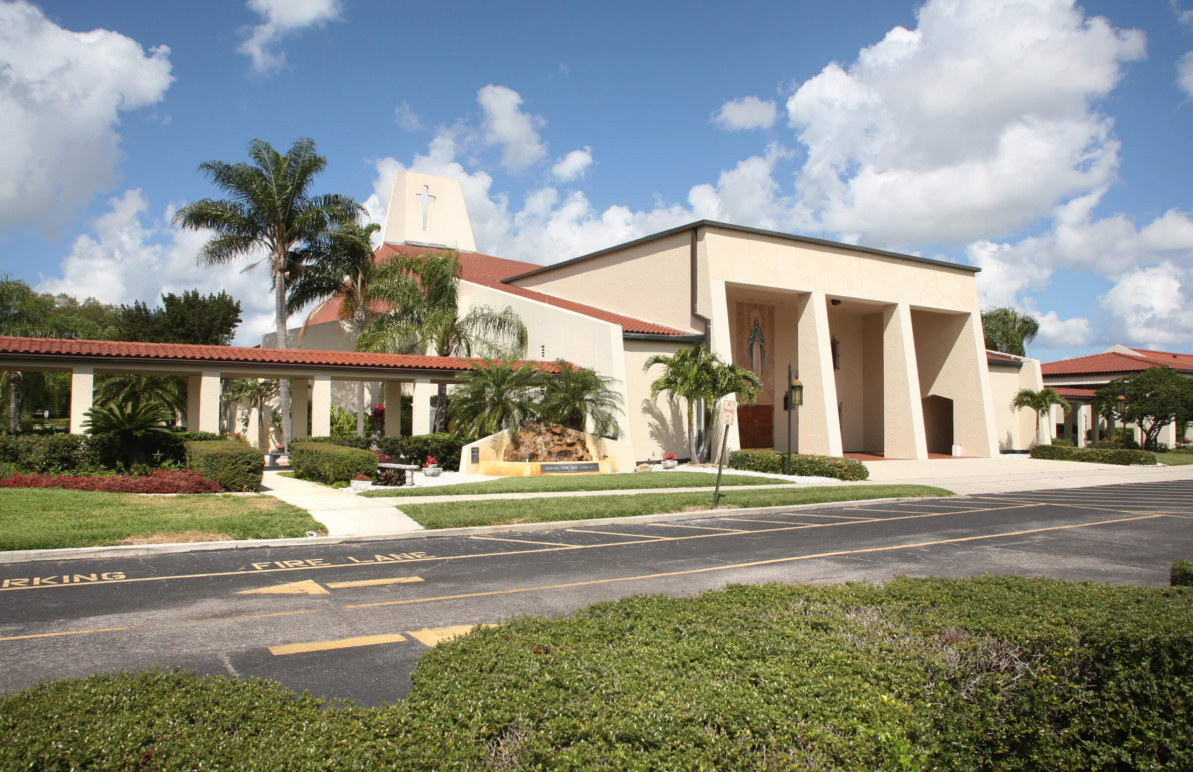 Our Lady Queen of Martyrs Catholic Church – Sarasota, FL